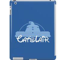 Visit Cat's Lair iPad Case/Skin