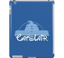 Visit Cat's Lair iPad Case/Skin