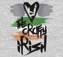 The Crafty Irish Baby Tee