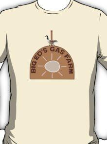 Twin Peaks: Big Ed's Gas Farm T-Shirt