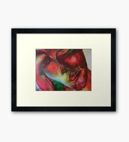 Spring Portrait Framed Print