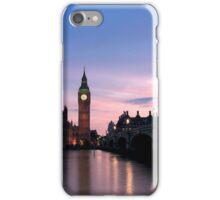 Big Ben iPhone Case/Skin