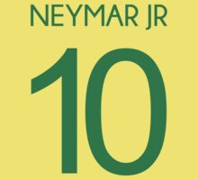 Neymar Jr Brazil by refreshdesign