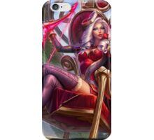 Ashe league of legend iPhone Case/Skin