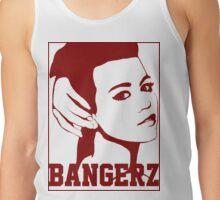 BANGERZ Red Tank Top