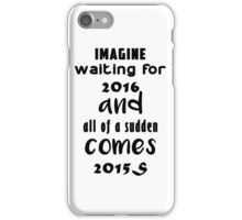 New Year 2015S iPhone Case/Skin