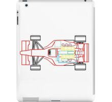 V3 Formula power! iPad Case/Skin