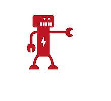 Red Mechanic #1 by redmechanic