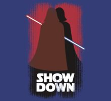 The SHOW DOWN by TheGraphicGuru