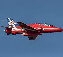 Red Arrows 50 Display Seasons by James Biggadike