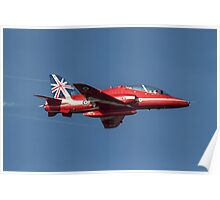 Red Arrows 50 Display Seasons Poster