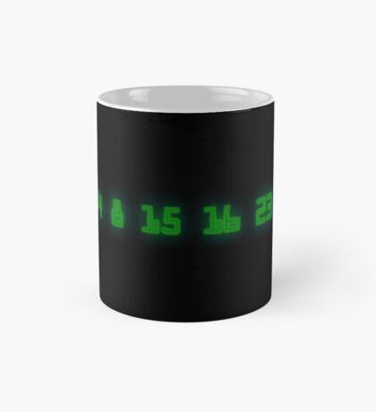 Lost - Numbers Mug