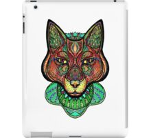Psychedelic fox iPad Case/Skin