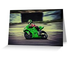 The Motorcycle Diaries - 004 Greeting Card