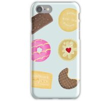 Biscuits for Tea iPhone Case/Skin