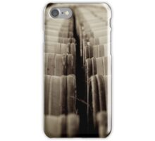 Barrels iPhone Case/Skin