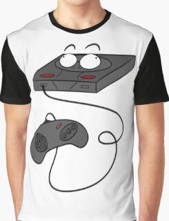 SEGA GENESIS/MEGADRIVE Graphic T-Shirt
