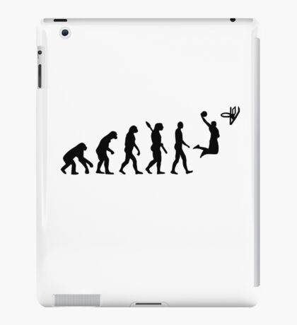 Evolution Basketball  iPad Case/Skin