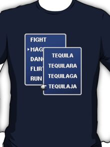 Select Magic Level for Tonight T-Shirt