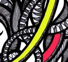 Winding Colours Sticker