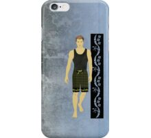 Boardshort 7 iPhone Case/Skin