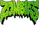 Flatbush Zombies Logo - Green by Ben McCarthy