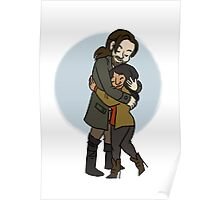 Sleepy Hollow Valentine Poster