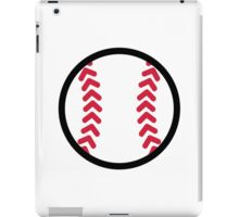 Baseball ball iPad Case/Skin