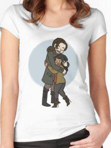 Sleepy Hollow Valentine Women's Fitted Scoop T-Shirt