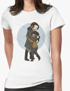 Sleepy Hollow Valentine Womens Fitted T-Shirt