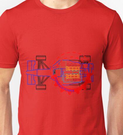 V4 Formula power! Unisex T-Shirt