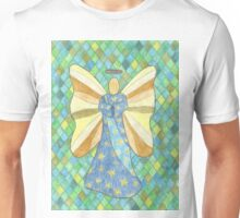 Starry Night Angel Unisex T-Shirt