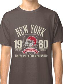 Vintage Print Classic T-Shirt
