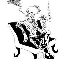 Opium Smoker by Grotesquer