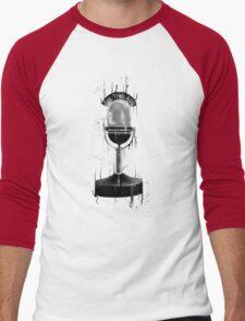 DARK ON THE AIR Men's Baseball ¾ T-Shirt
