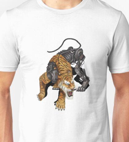 Mechanical Tiger Unisex T-Shirt