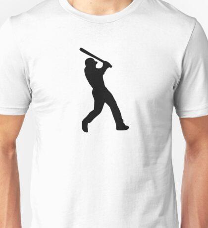 Baseball batter Unisex T-Shirt