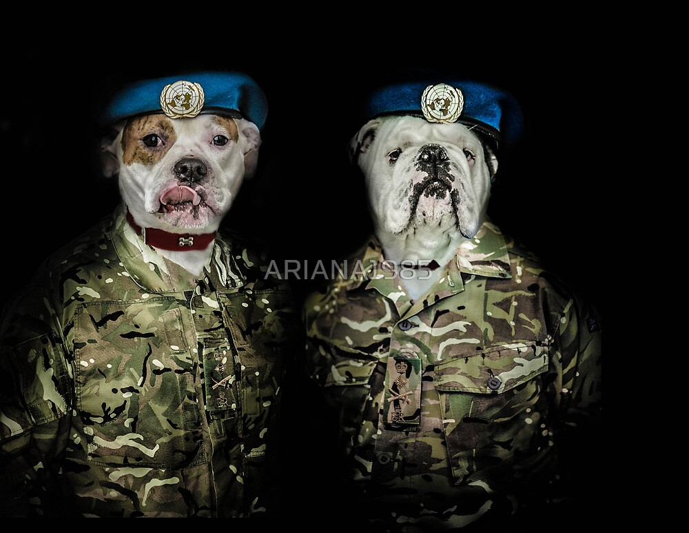 War Dogs (Peacekeepers) 2 by ARIANA1985