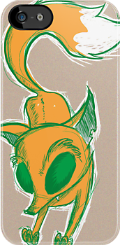 just a fox by Kopfzirkus
