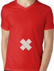 Minor Circuit Monarch Mens V-Neck T-Shirt