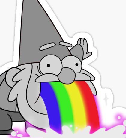Gravity Falls Dwarf Sticker