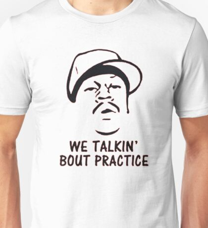 Allen Iverson Practice Unisex T-Shirt