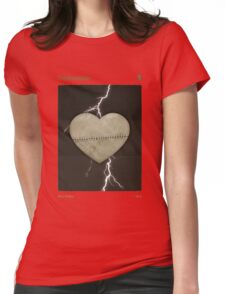 """Mary Shelley """"Frankenstein"""" Womens Fitted T-Shirt"""