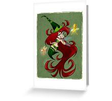 Betilla Greeting Card