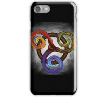 triskelion iPhone Case/Skin