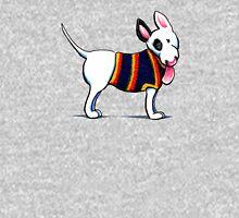 Bull Terrier in Blue {dark} Hoodie