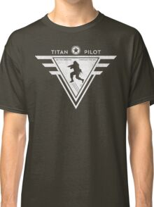 Prepare to fall (white) Classic T-Shirt