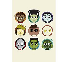 Little Monsters Photographic Print