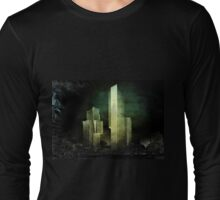 skyscraper Long Sleeve T-Shirt