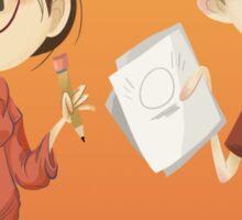 Animators Unite Sticker